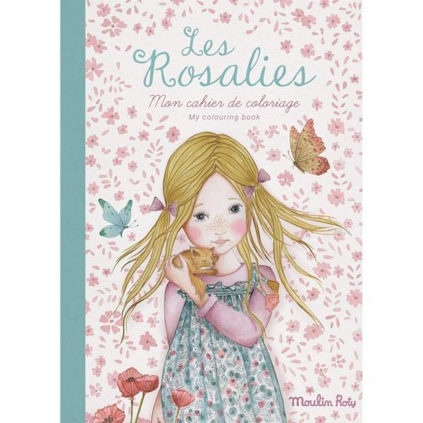 Malbuch les Rosalies