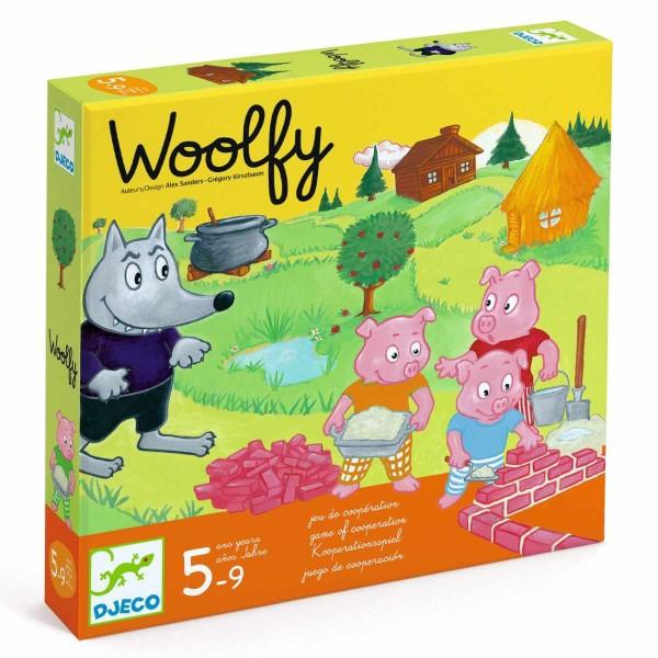 Kooperationsspiel Woolfy