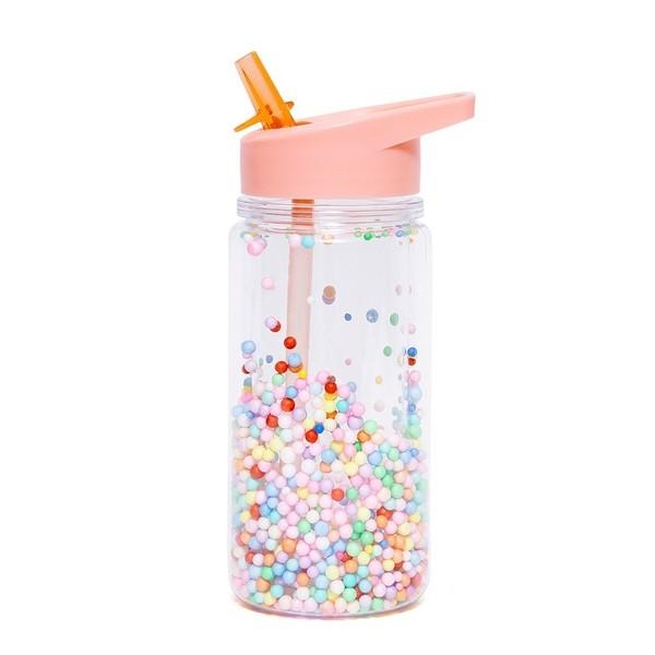 Trinkflasche Pops koralle