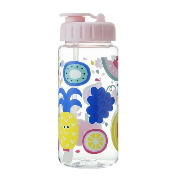 Flasche aus Tritan Tutti Frutti rosa