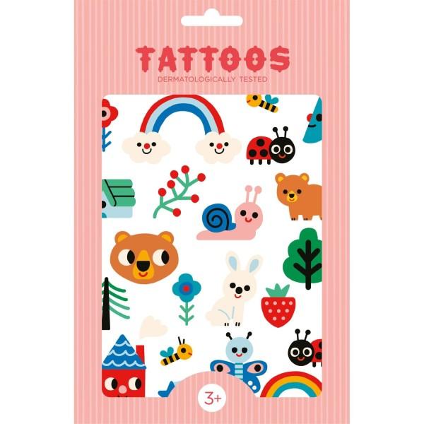 Tattoos Nature Friends