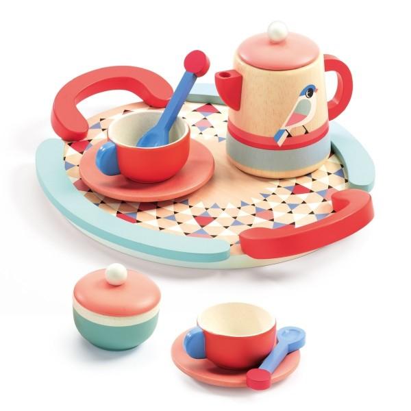 Kinderküche: Teezeit
