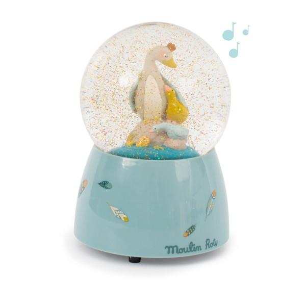 Schneekugel mit Musik le voyage d''olga