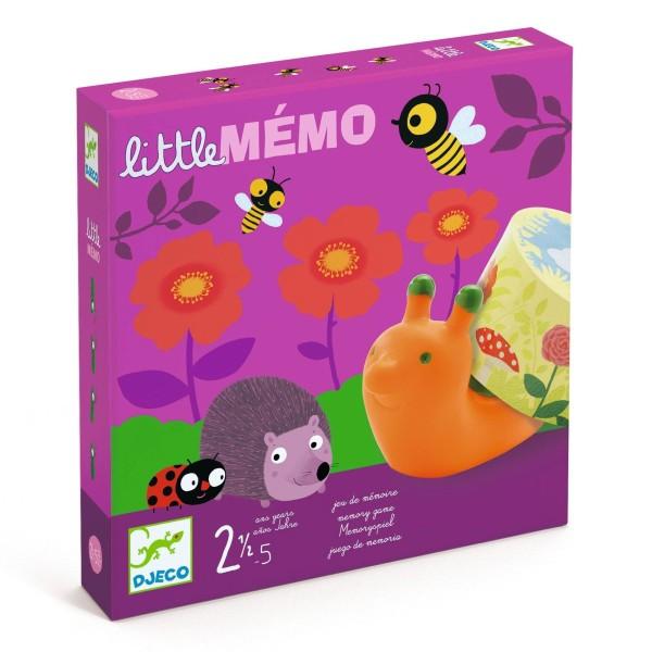 Erste Spiele: Little Memo
