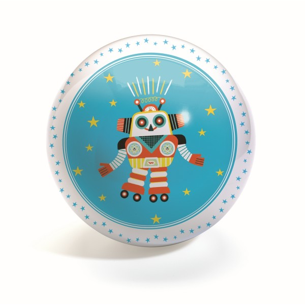 Motorik Spiele: Funky Robots Ball - 12 cm ø