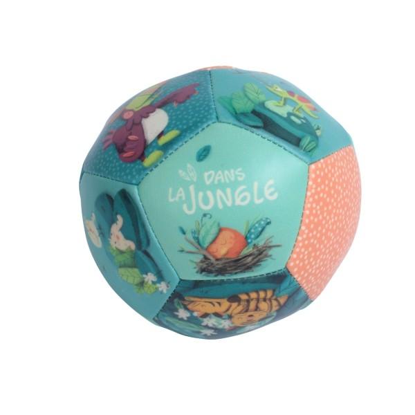 Weicher Ball Dans la Jungle