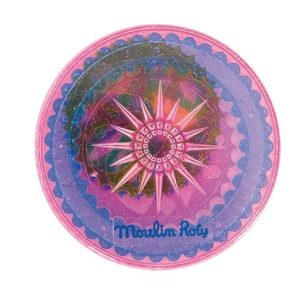 MOULIN ROTY Magische Spirale'' Schablone les petites merveilles