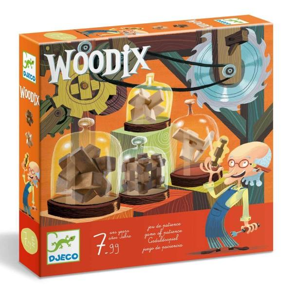 Spiel: Woodix