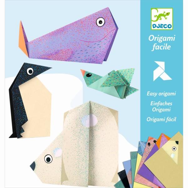 DJECO Origami Polartiere