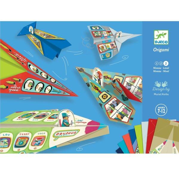Origami Flugzeuge