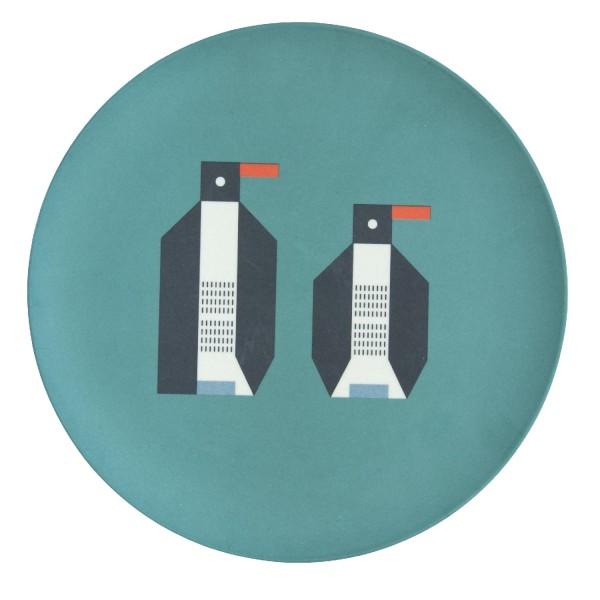 Plentimals Teller Pinguin
