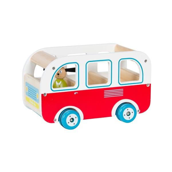 MOULIN ROTY Bus mit Spielfigur