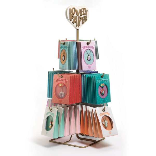 FANTASIE4KIDS Djeco Display Lovely Charms