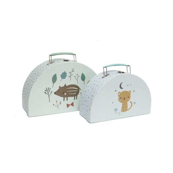 Kofferset Wildschweinbaby