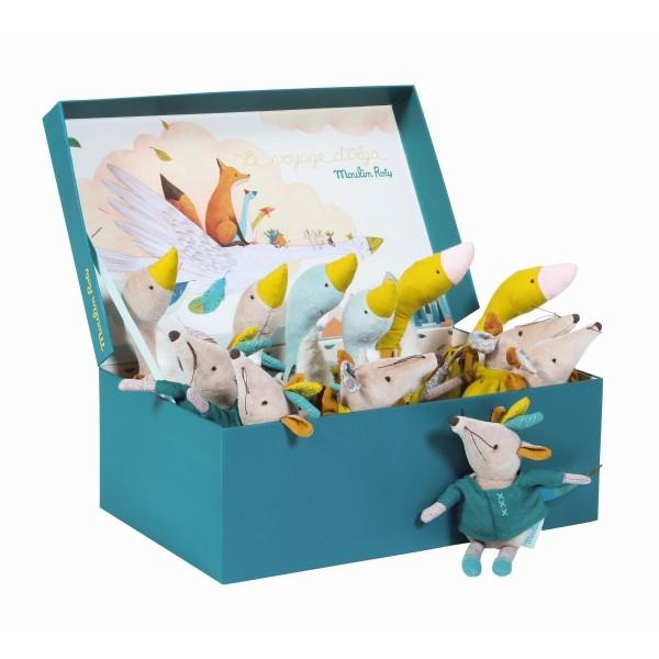 Display mit 12 Puppen assortiert