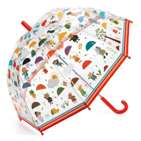 Regenschirm Regenschauer