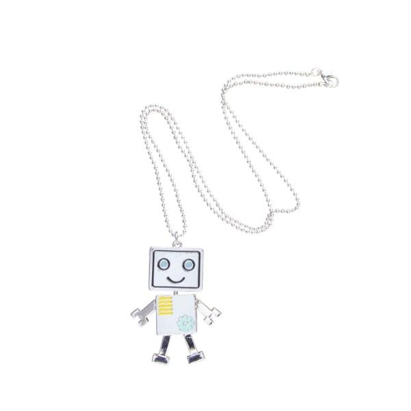 Halskette Roboter Junge