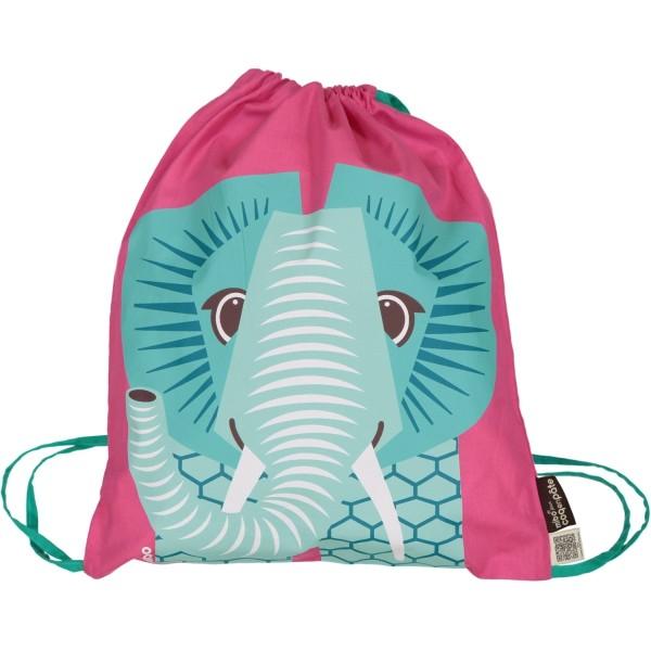 Turnbeutel MIBO Elefant