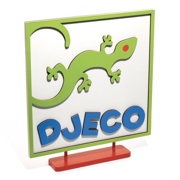 Werbemittel Holz Logo