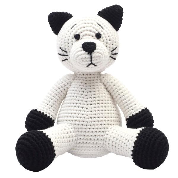 Teddybär - Miss Cat