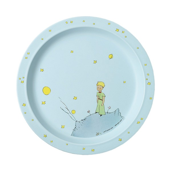 Baby Melamin - Teller Der kleine Prinz