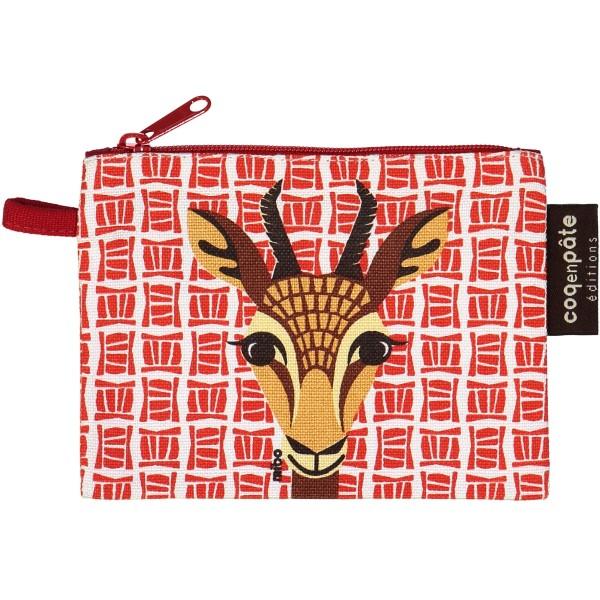 Geldbeutel - MIBO - Gazelle