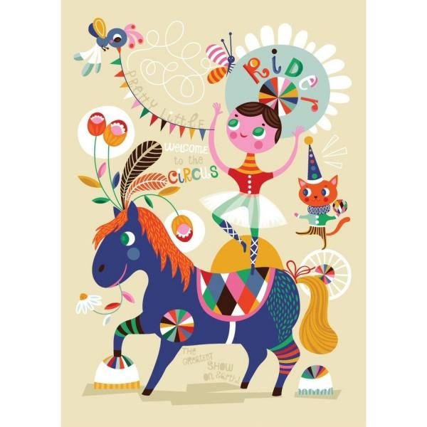 Poster Pretty Little Rider