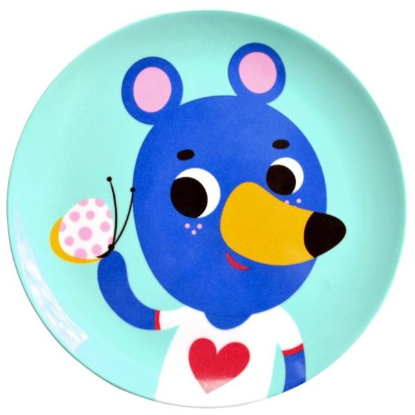 Melamin Teller Bär