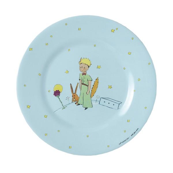 Melamin - Dessertteller Der kleine Prinz