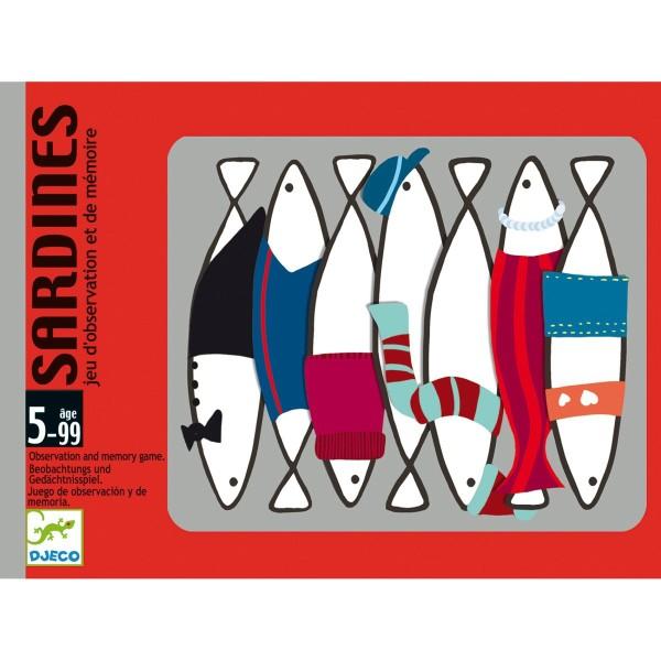 Kartenspiel Sardines