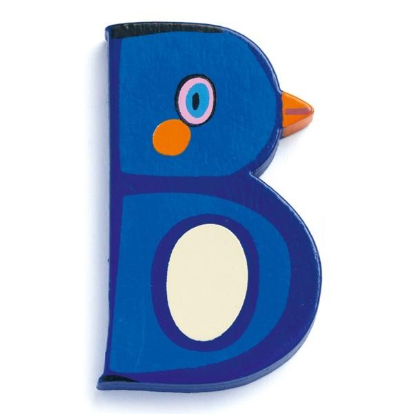 Tierbuchstabe B