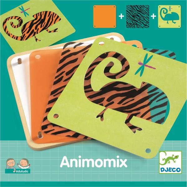 Lernspiele: Animomix *
