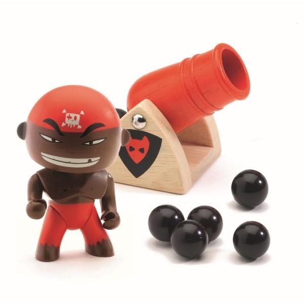 Arty Toys Pirat Djambo & Big boom