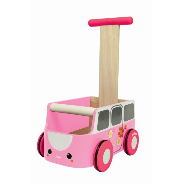 Lauflernwagen pink (ab 10 Monate)