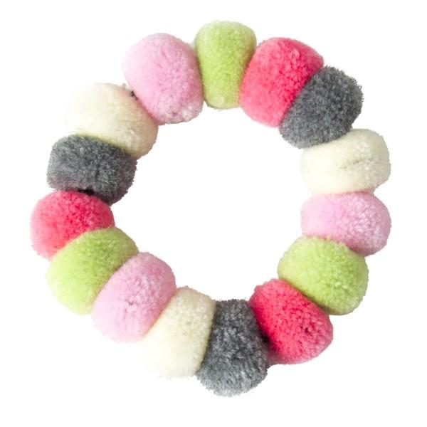 Armband Peru Pom Soft