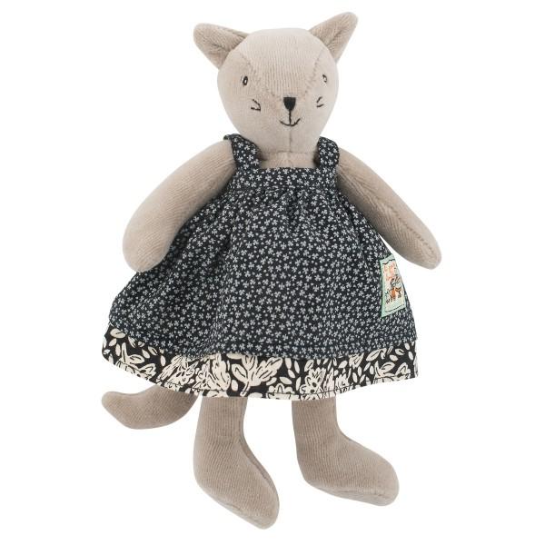 Winzige Katze Agathe - 20 cm La Grande Famille