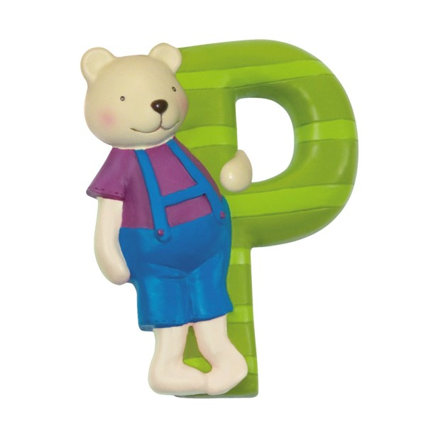 MOULIN ROTY Buchstabe P