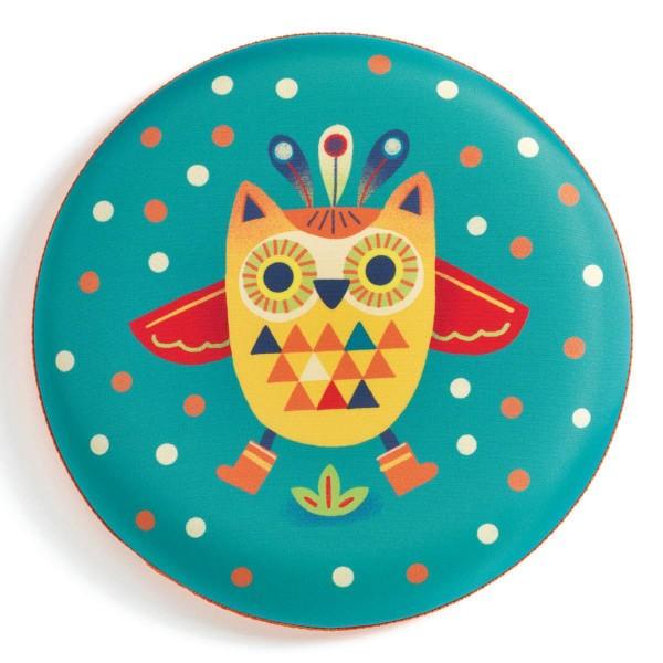Wurfscheibe: Flying Owl