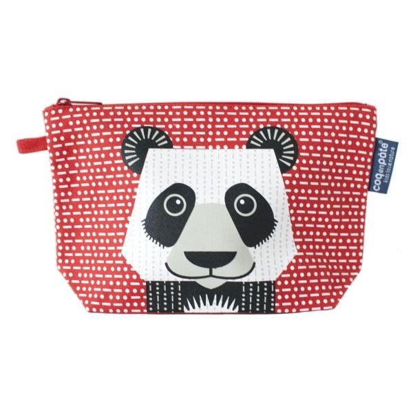 "Kulturtasche Panda ""Mibo"""