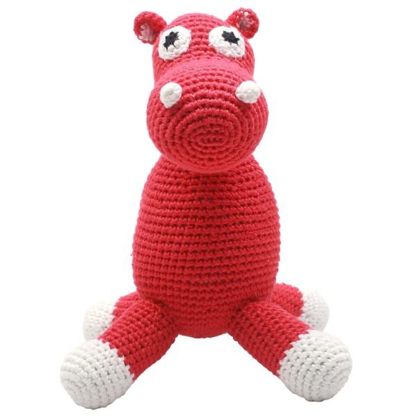 Teddybär - Mrs. Hippo