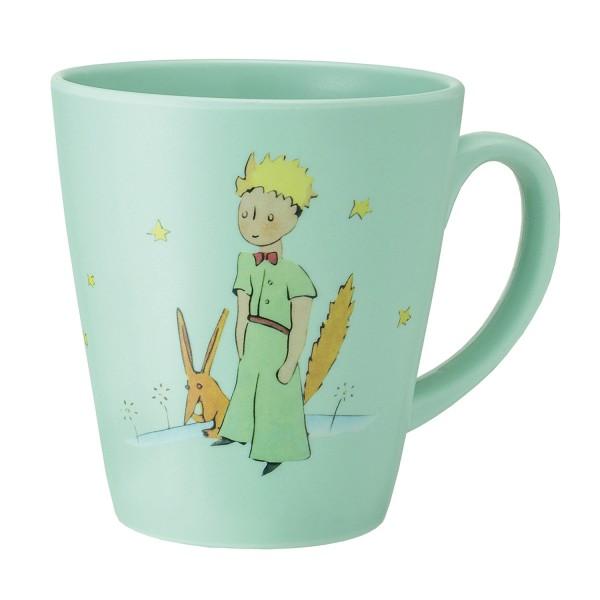 Große Tasse grün Der kleine Prinz