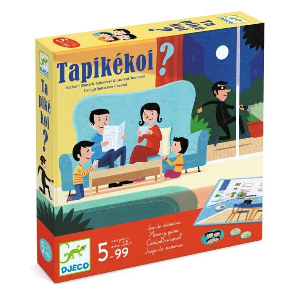 DJECO Spiel Tapikékoi