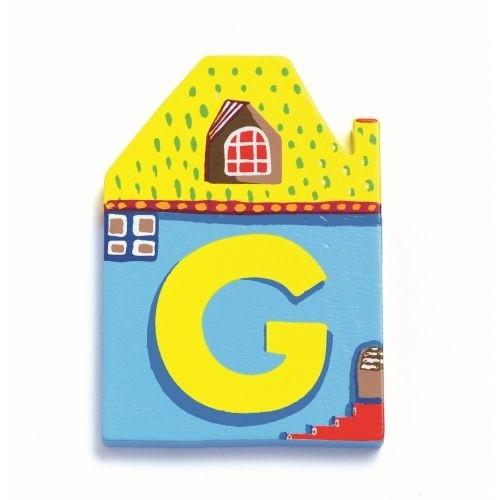 """Buchstabe Haus """"G"""""""