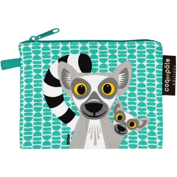 Geldbeutel - MIBO - Lemur