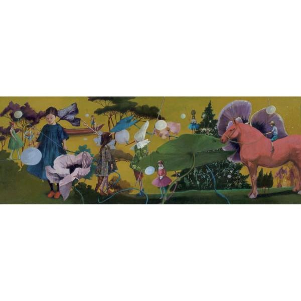 Puzzle Gallerie: In den Träumen 1000 Teile