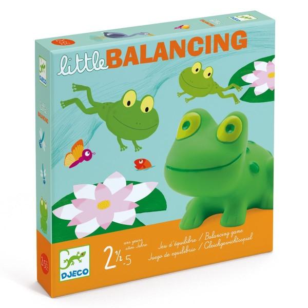 Erste Spiele: Little Balancing
