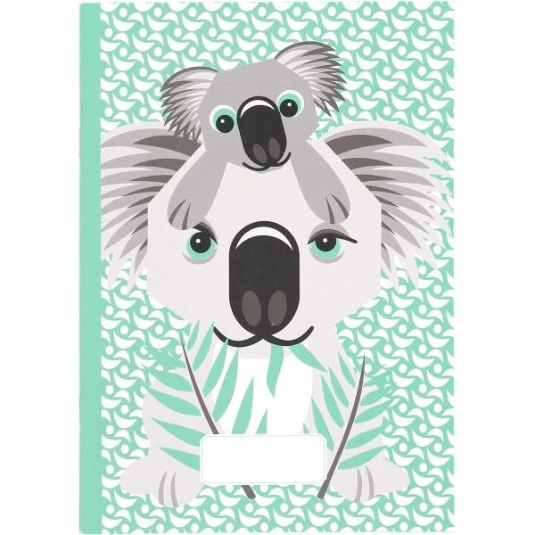 Notizbuch - A5 - MIBO - Koala