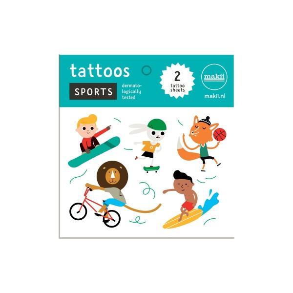Tattoos Sport