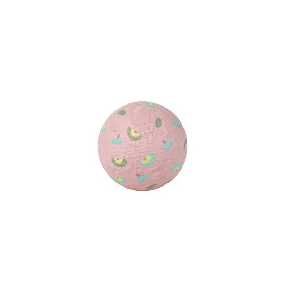 PETIT JOUR Spielball Regenbogen 13 cm