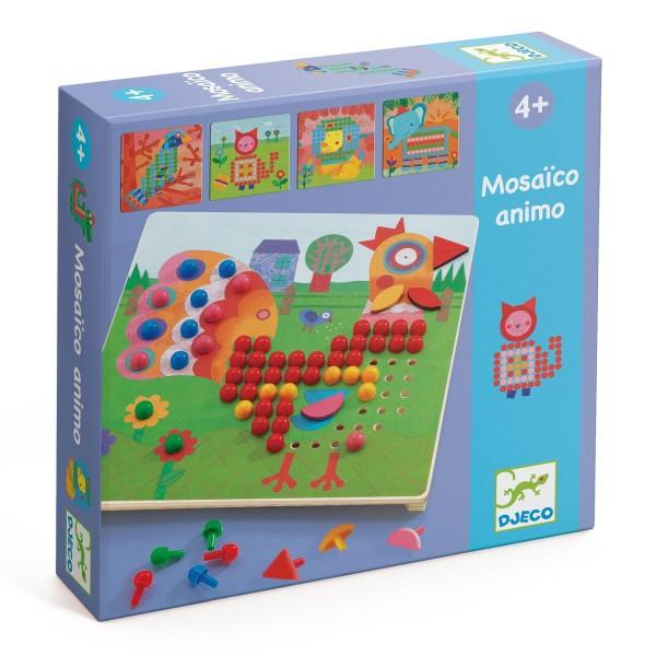 Lernspiel Mosaico Animo